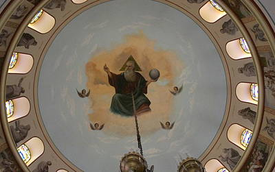 Photograph - St. Nicholas Dome by Laurie Perry