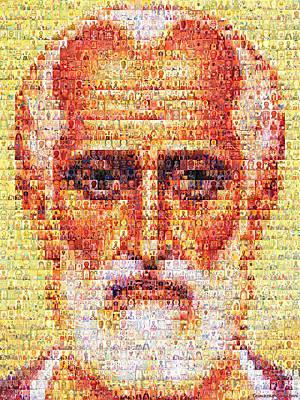 St. Nicholas Original by Temur Lursmanashvili