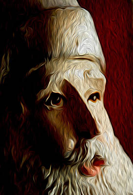 Photograph - St. Nick by Greg Sharpe