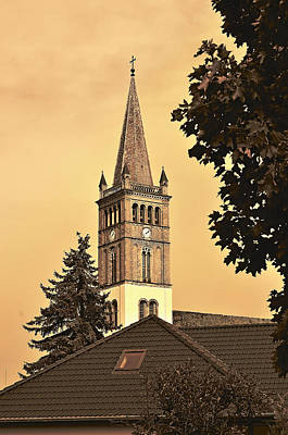 St. Nicolai Kirche / St. Nicholas Church Original by Gynt