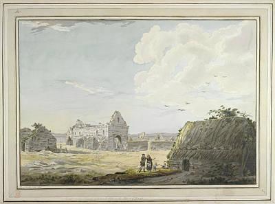 Joseph Photograph - St Oran's Chapel by British Library