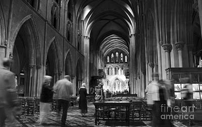 St Patrick's Cathedral Dublin Art Print