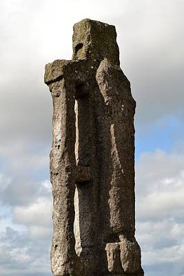Photograph - St Patrick's Cross by Nadalyn Larsen