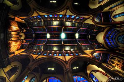 Just Desserts - St. Pauls Episcopal Church Ceiling v1  by Michael Frank Jr