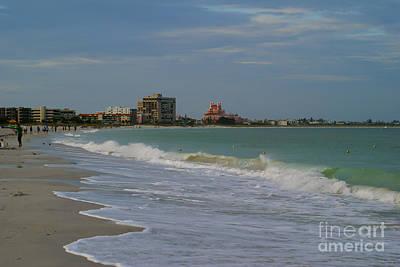 Photograph - St. Pete Beach Coastline by Jennifer White