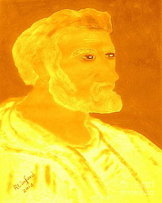 St Peter 2 Art Print by Richard W Linford