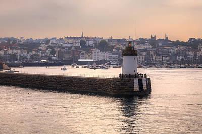 Castle Photograph - St Peter Port by Joana Kruse