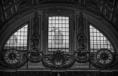 Photograph - St Peter's Basilica In Vatican by Pablo Lopez