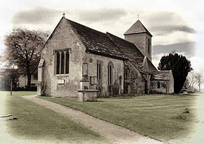 Photograph - St Peters Church 1 by Paul Gulliver