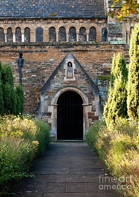 Photograph - St Peter's Church Entry 02 by Rick Piper Photography