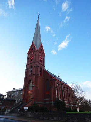 Photograph - St. Peters Church by Jacqueline  DiAnne Wasson
