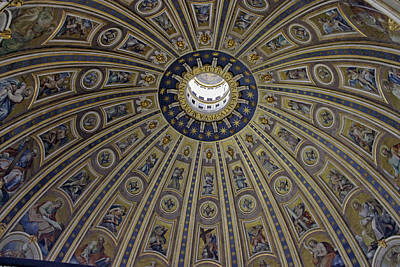 Photograph - St Peters Dome by Tony Murtagh
