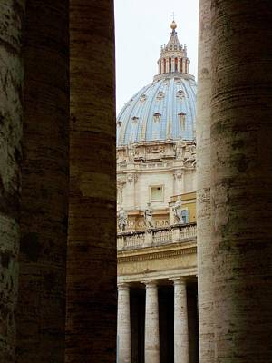 Photograph - St. Peter's  by Natalya Karavay