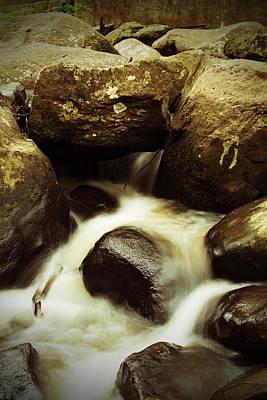 Photograph - St. Peters Rocks by Michael Porchik