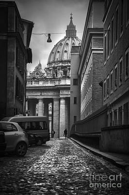 St Peters Vatican City Art Print