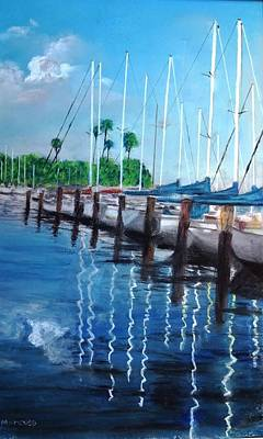 St. Petersburg Marina Original