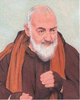 St. Pio Of Pietrelcina Original