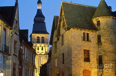 St. Sacerdos Cathedral, France Art Print