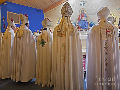 Photograph - St. Sharbel Maronite Catholic Church by Jim West