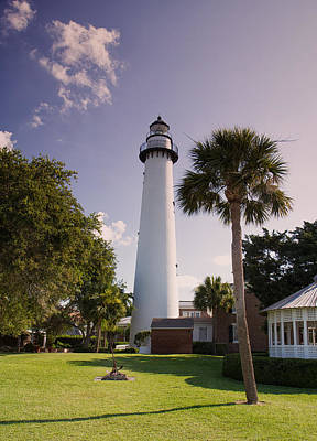 Photograph - St. Simons Island Lighthouse by Kim Hojnacki