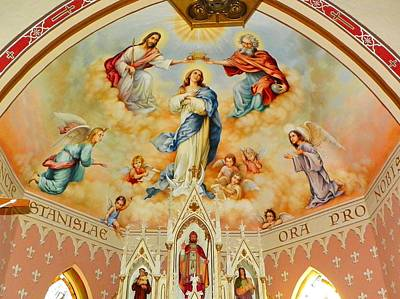 St. Stanislaus Church Art Print