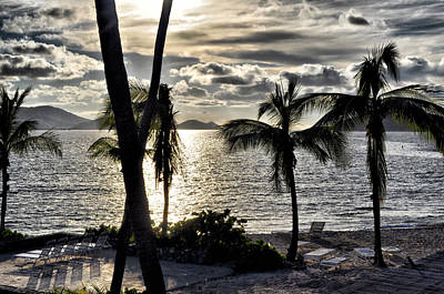 Photograph - St Thomas Us Virgin Islands by Charlie Roman