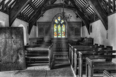 Photograph - St Tysilio's Church by Ian Mitchell