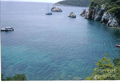 Skopelos Photograph - Stafylos Beach by Katerina Kostaki