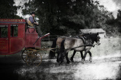 Stagecoach  Original by Tommytechno Sweden