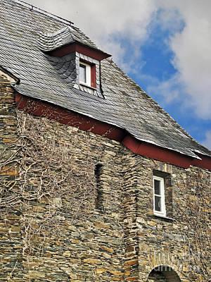 Parks - Stahleck Castle by Elvis Vaughn