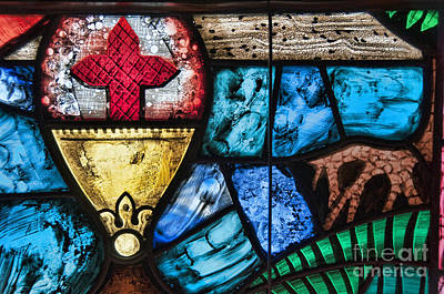 Photograph - Stained Glass by David Arment