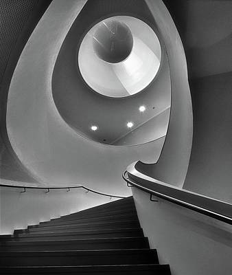 Wall Art - Photograph - Stair by Henk Van Maastricht