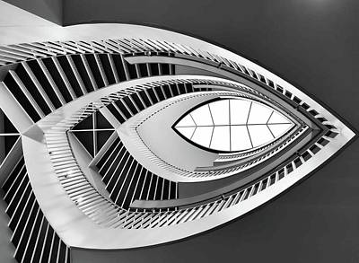 Photograph - Staircase by Elena Kovalevich
