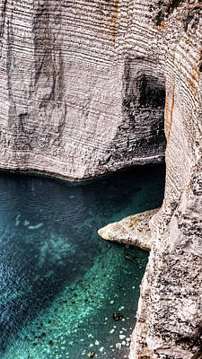 Photograph - Staircase In Etretat by Weston Westmoreland