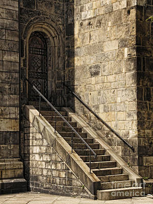 Photograph - Staircase by Inge Riis McDonald