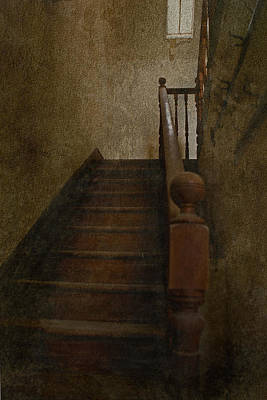 Photograph - Staircase by Liz  Alderdice