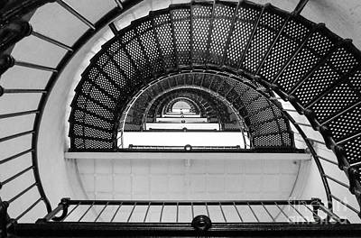 Photograph - Stairs 2 by Andrea Anderegg