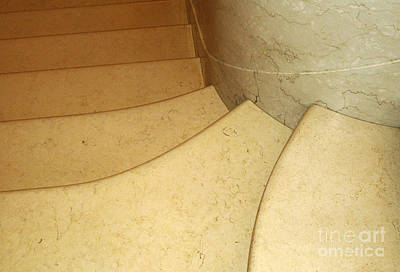 Photograph - Stairs 3 by Kathleen Gauthier