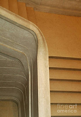 Photograph - Stairs 9 by Kathleen Gauthier