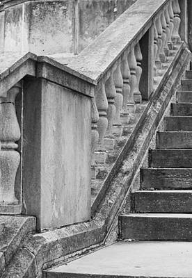 Photograph - Stairs by Al Fritz