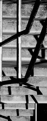 Photograph - Stairs by Caitlyn  Grasso