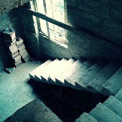 Beauty Wall Art - Photograph - Stairs by Emanuela Carratoni