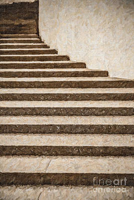 Photograph - Stairs by Liz Leyden