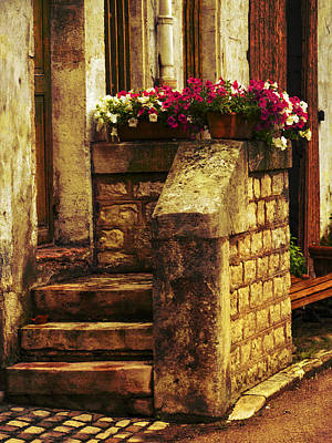 Photograph - Stairs To Home by Bob Coates