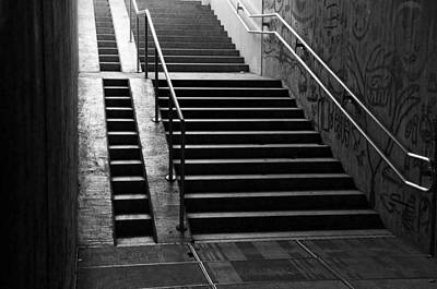 Caravaggio - Stairway by Chevy Fleet