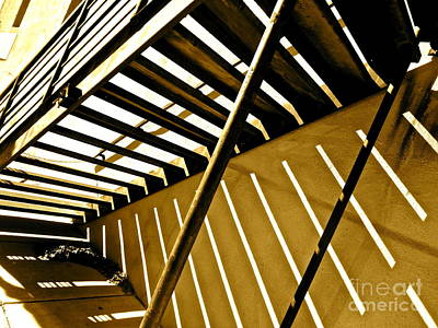 Stairway Light Original by Chuck Taylor