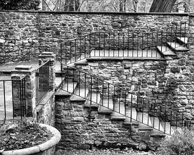 Fantasy Photograph - Stairway by Tim Buisman
