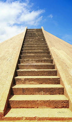 Photograph - Stairway To Heaven by Ann Powell