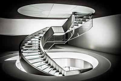 Wall Art - Photograph - Stairway To Heaven by Ant?nio Bernardino Coelho