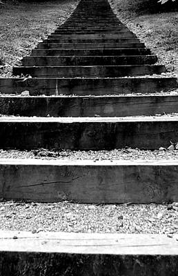 Photograph - Stairway To Heaven by Guy Pettingell